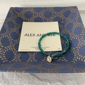 Alex and Ani. Vintage 66 Beaded Wrap.